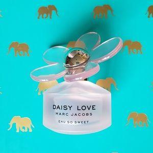 Daisy Love, eau so sweet